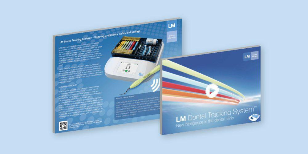 The story of LM Dental Tracking System™
